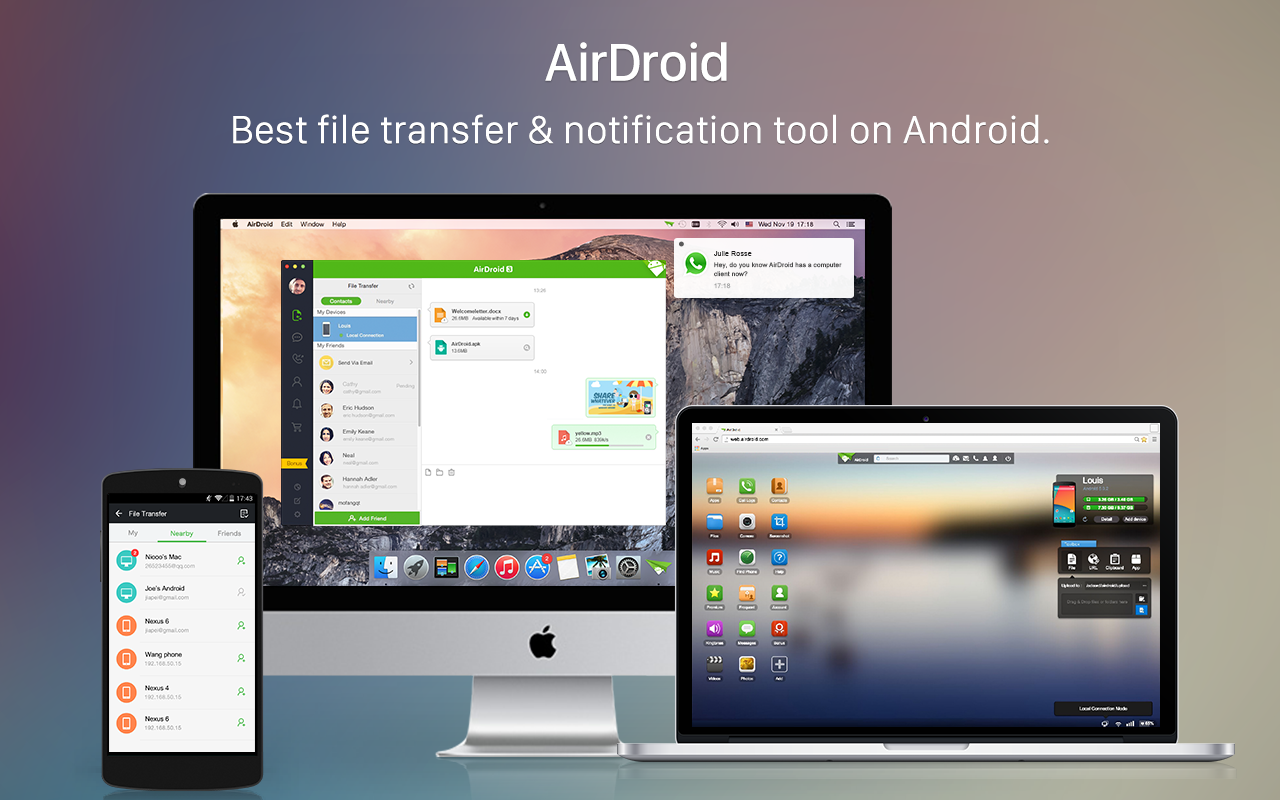 airdroid 4.0