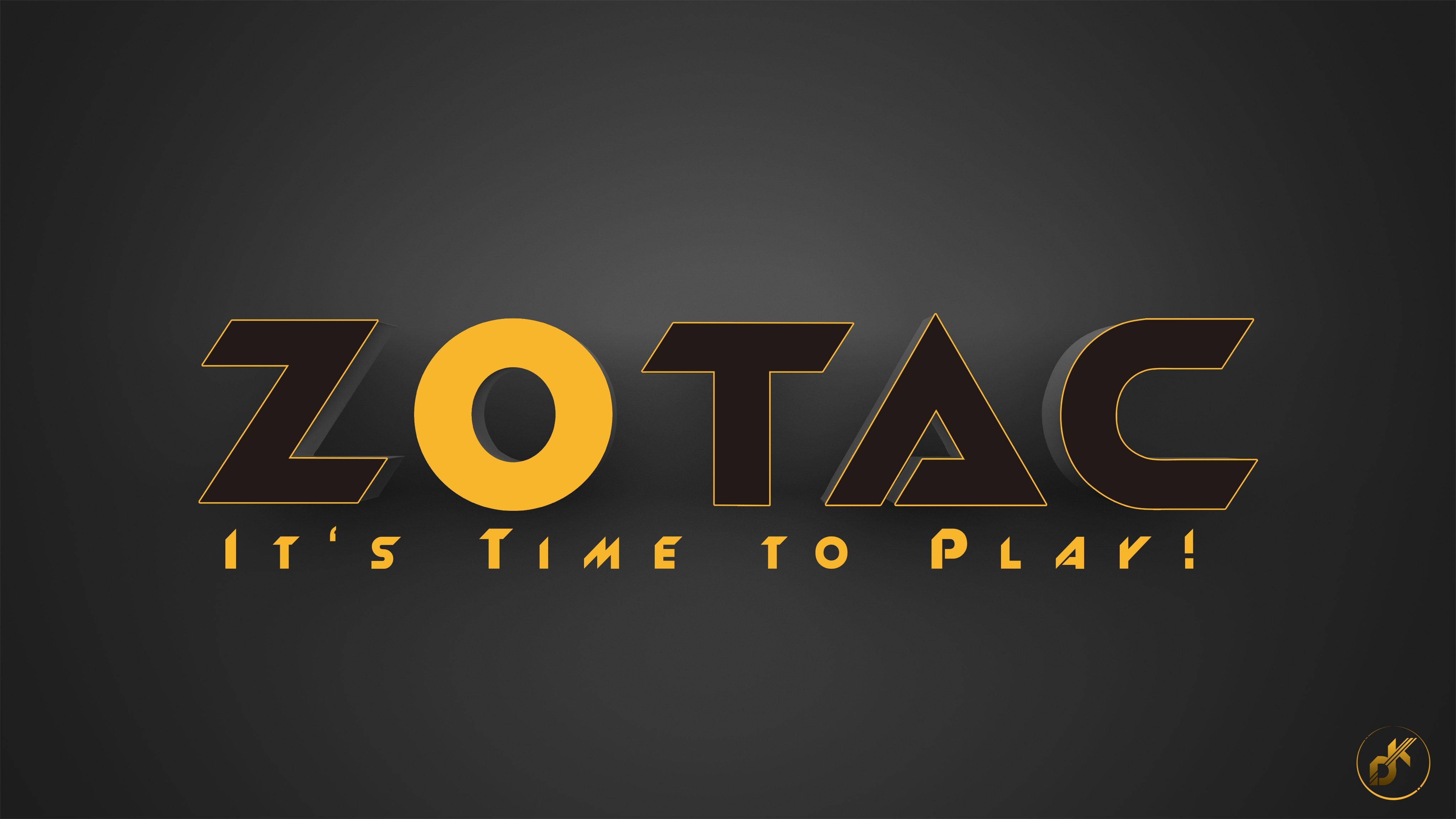 Logotipo da ZOTAC