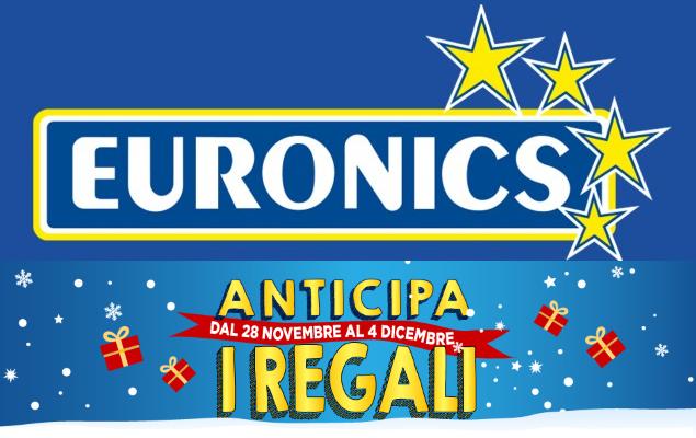 euronics anticipa i regali