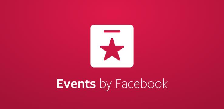 facebook eventi android