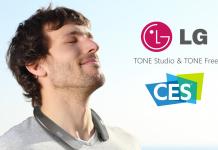 lg tone studio free ces 2017