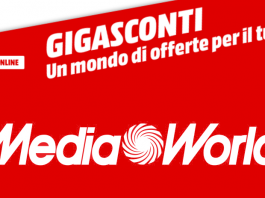 mediaworld gigasconti offerta