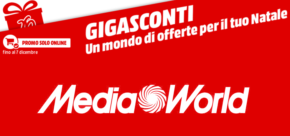 mediaworld gigasconti报价
