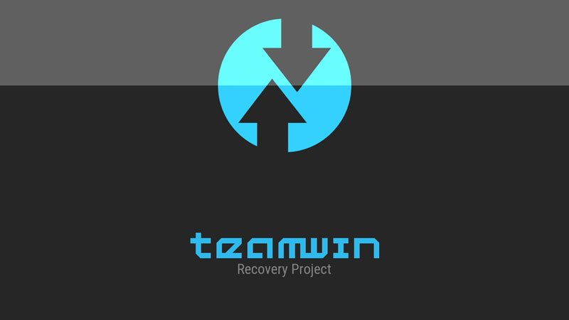 official twrp