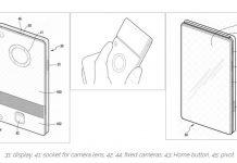 Samsung galaxy x brevetto smartphone pieghevole