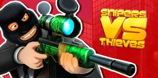 Snipers vs Thieves android
