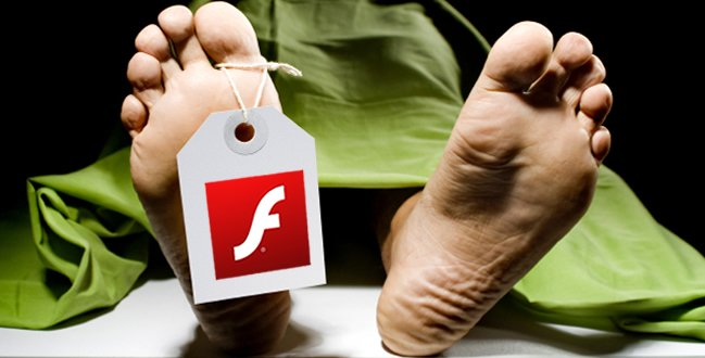 Adobe smetterà di supportare Flash nel 2020