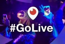 twitter go live video