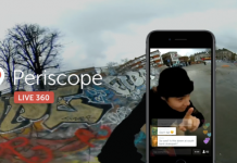 twitter live video 360 periscope