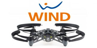 wind magnum drone parrot