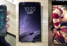 xiaomi mi mix iphone 6s