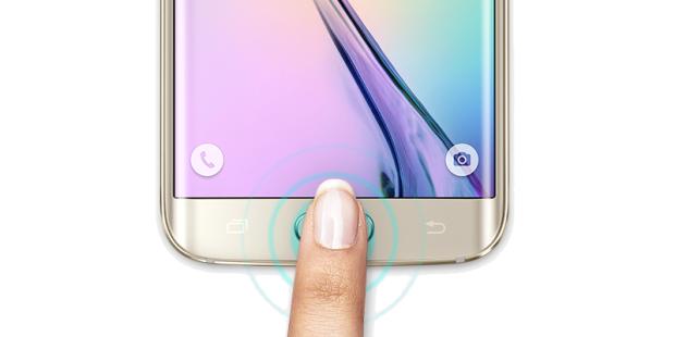 samsung gesture lettore biometrico
