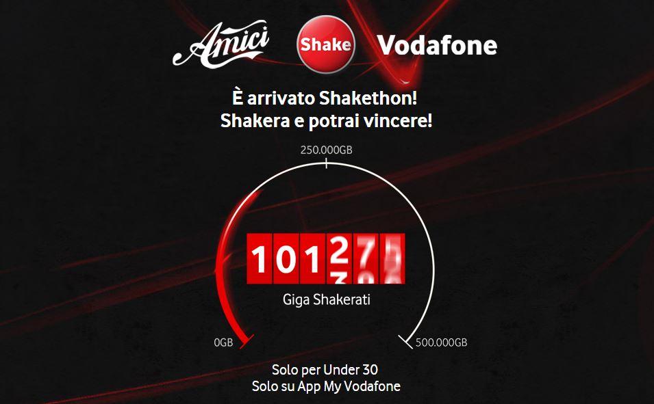 Amici Vodafone Shake