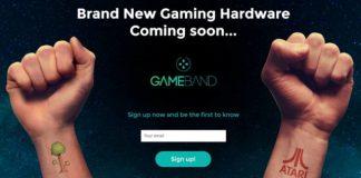 Atari smartband gaming