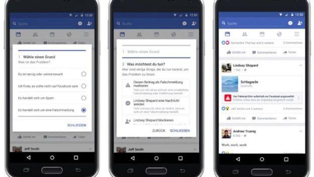 facebook filtri germania