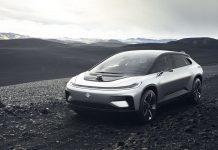 faraday future ff91 auto elettrica