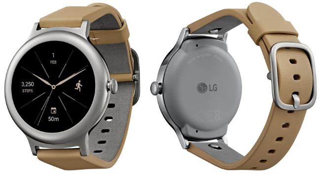 LG Watch Style render HD