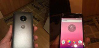Lenovo Moto G5 Plus foto leaked