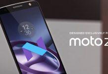 moto z android 7.0 nougat