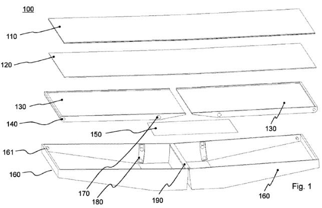 nokia brevetto dispositivi pieghevoli