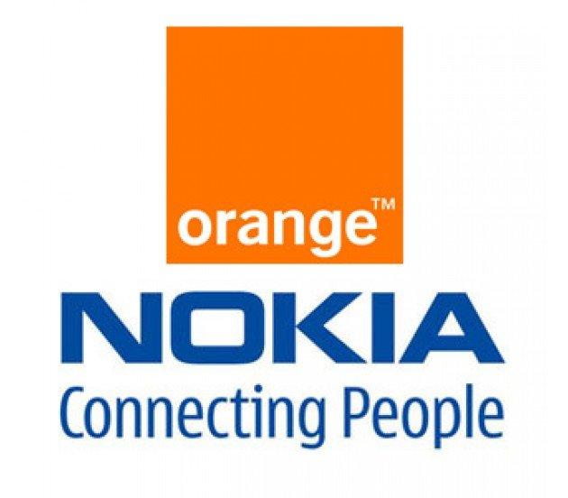 Naranja Nokia