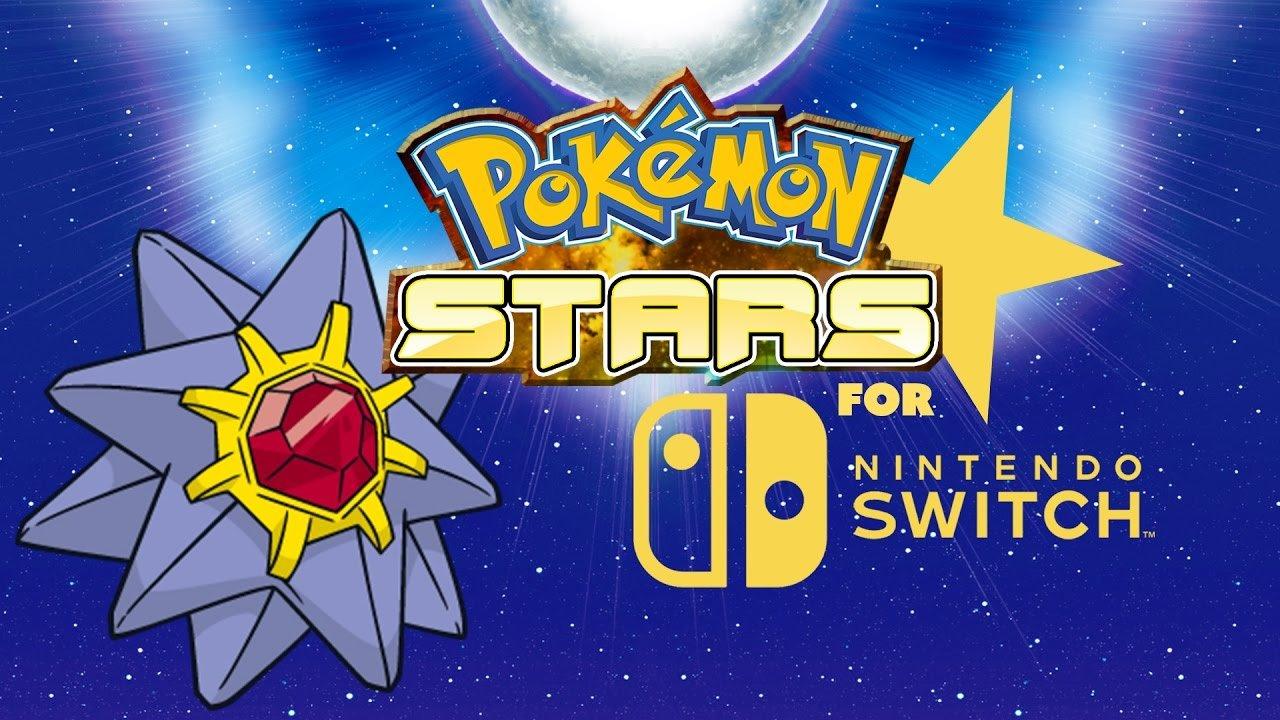 pokémon stars nintendo switch