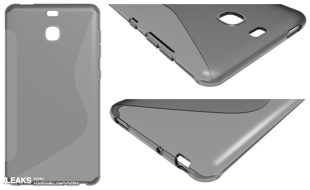Samsung Galaxy S8 render cover