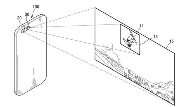 samsung brevetti doppia fotocamera