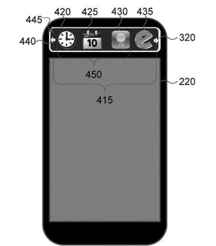 Samsung flip cover smart display e-Ink