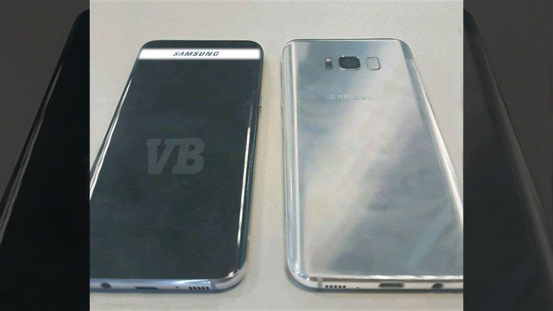 samsung galaxy s8 plus display