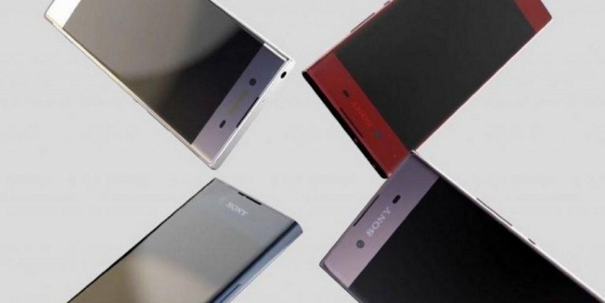 Sony Xperia XA successore render