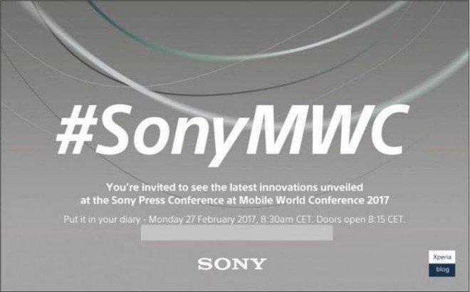 sony evento mwc 2017