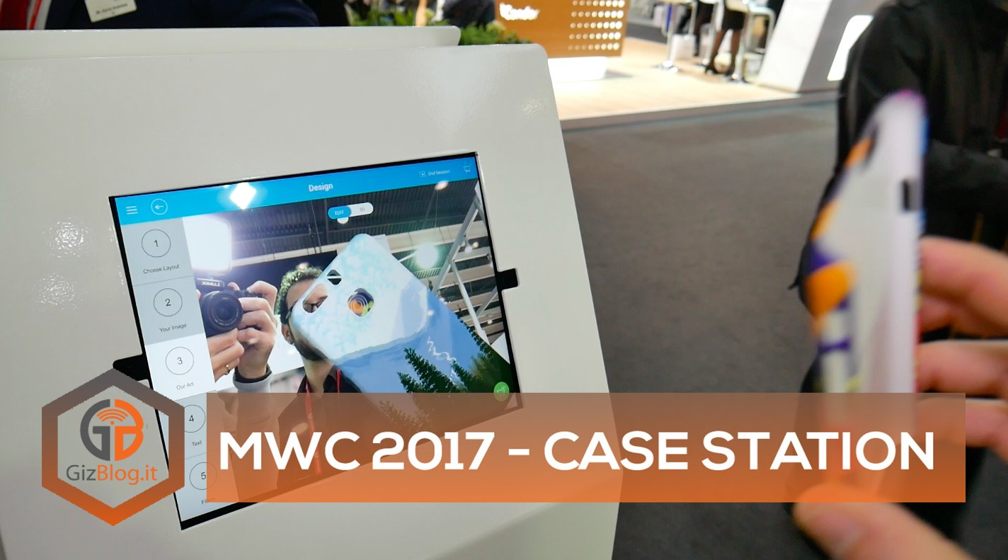 MWC 2017 Case Station
