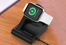 Dodocool charging dock apple watch