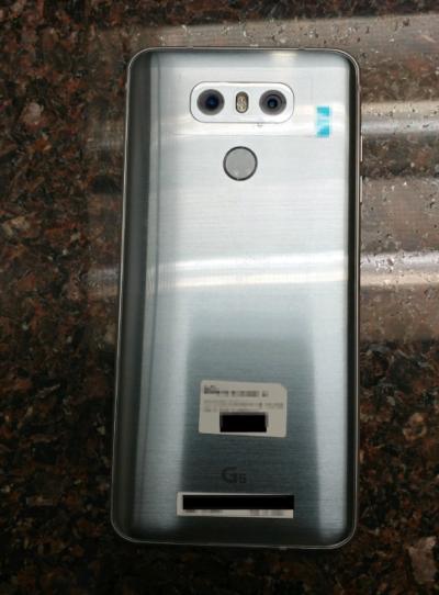 LG G6 foto leaked