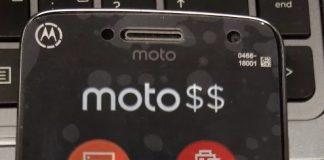 Lenovo Moto G5 Plus nuova foto leaked