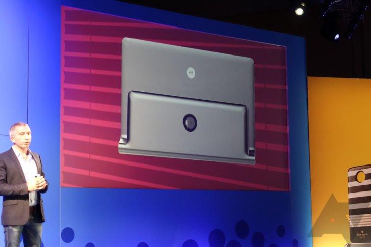 Lenovo Moto Z Moto Mod Concept MWC 2017