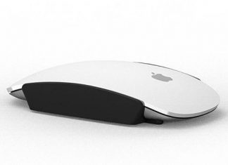 MagicGrips Magic Mouse Apple