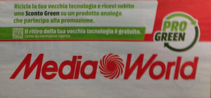 Mediaworld Ricicla Rinnova Risparmia