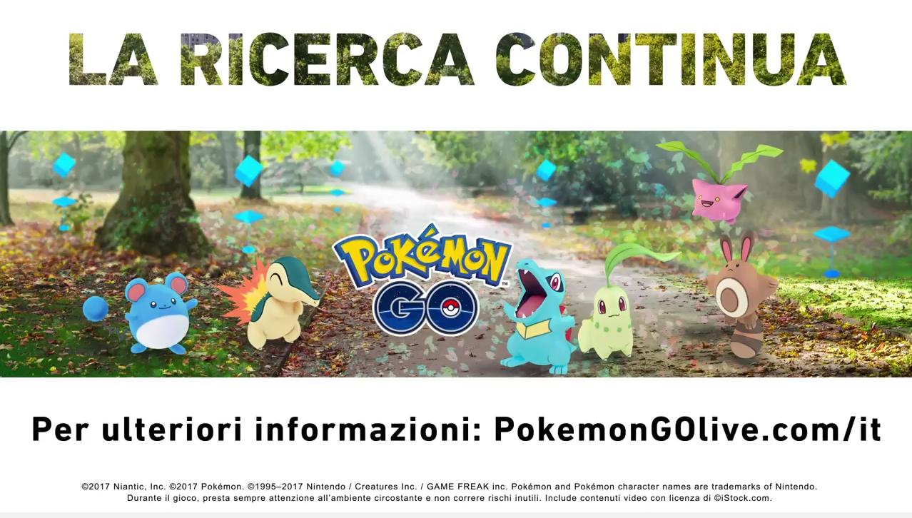 Pokemon GO, in arrivo i Pokemon Leggendari