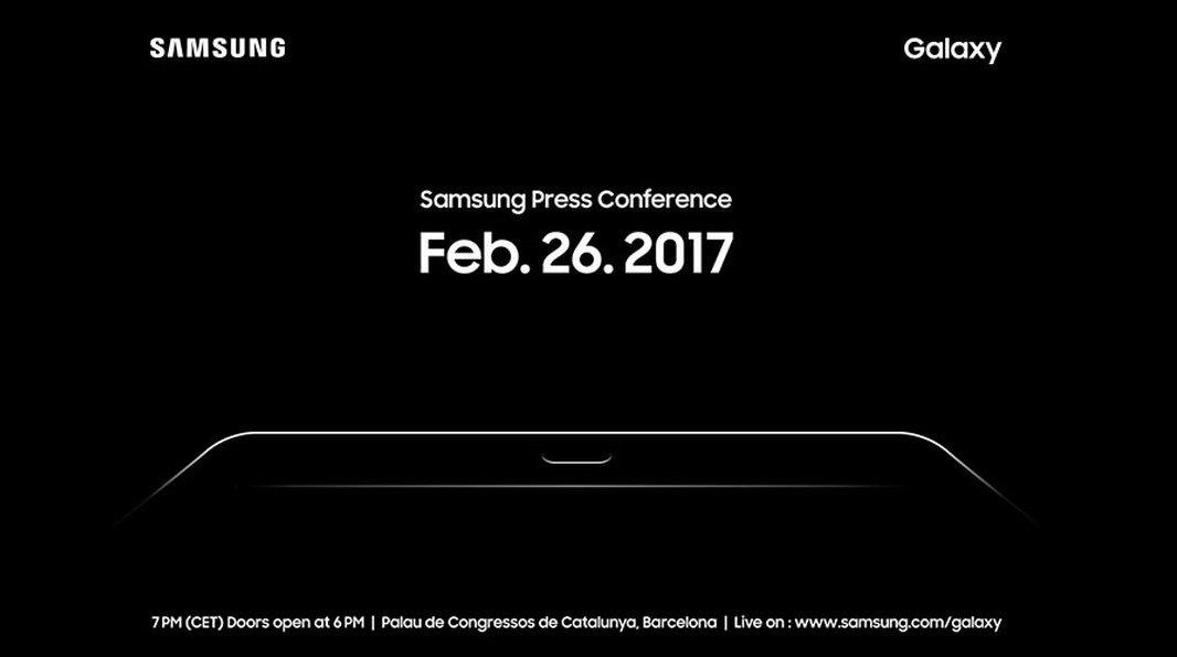 samsung galaxy tab s3 mwc 2017