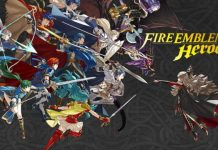Nintendo Fire Emblem Heroes