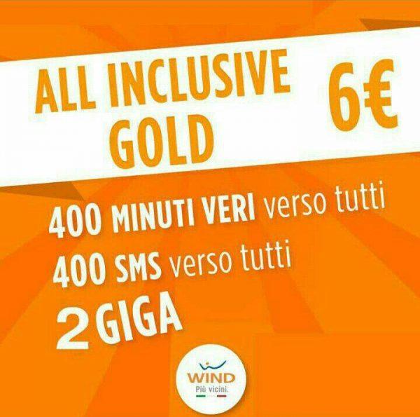 wind all inclusive gold