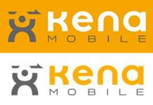 Kena Mobile TIM logo
