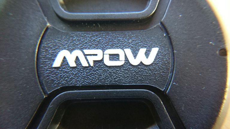 MPOW Logo Amazon Prime Day 2017