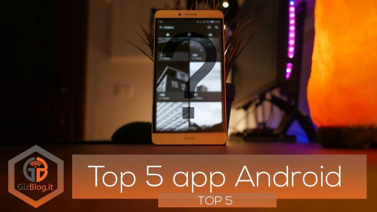TOP 5 des meilleures applications pour Android