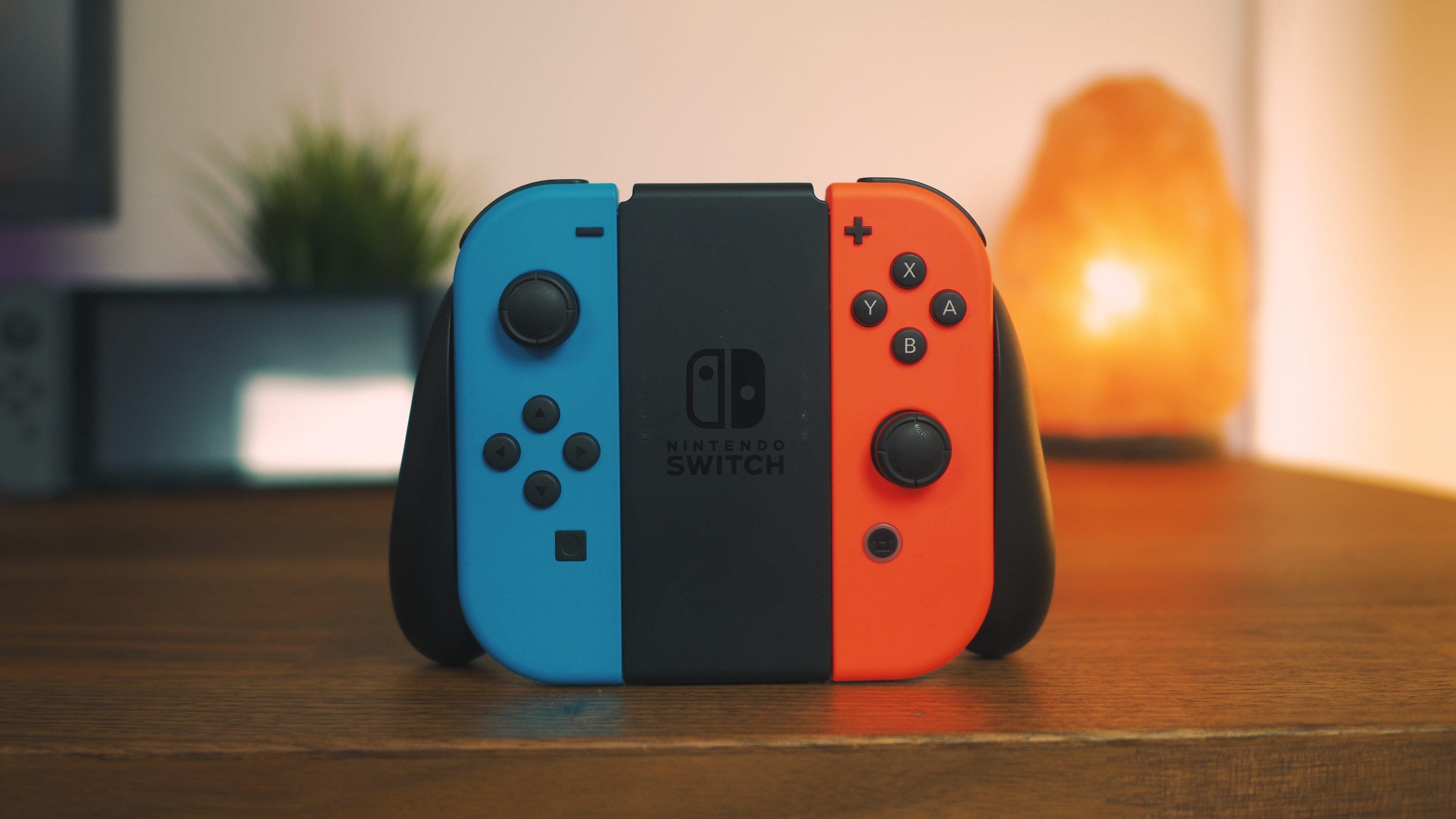 Nintendo Commutateur