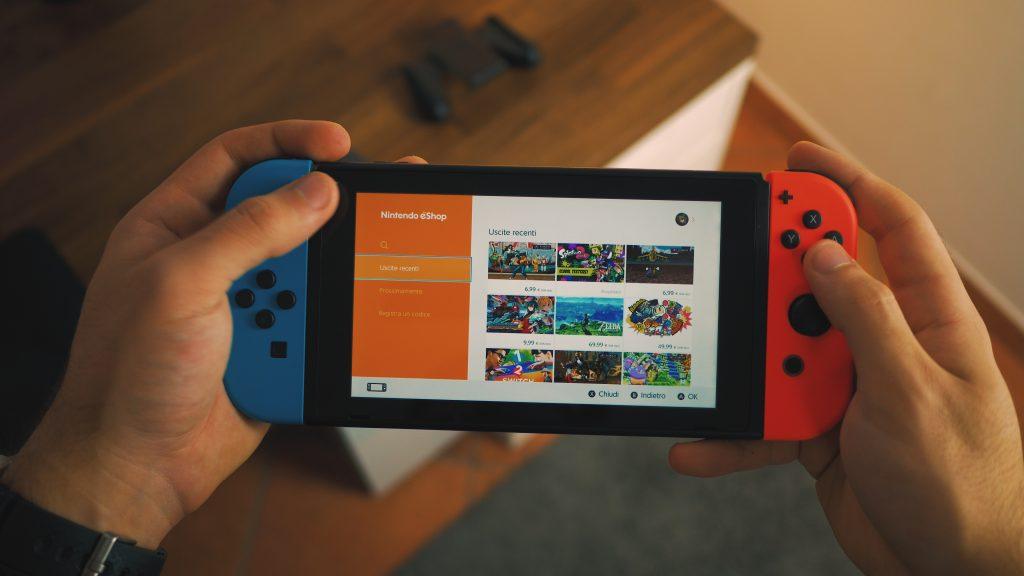 Recensione Nintendo Switch