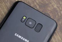 samsung galaxy s8 fotocamera