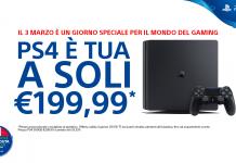 Sony PlayStation 4 offerta